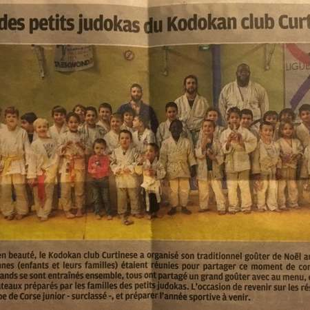 Articles journal Corse Matin